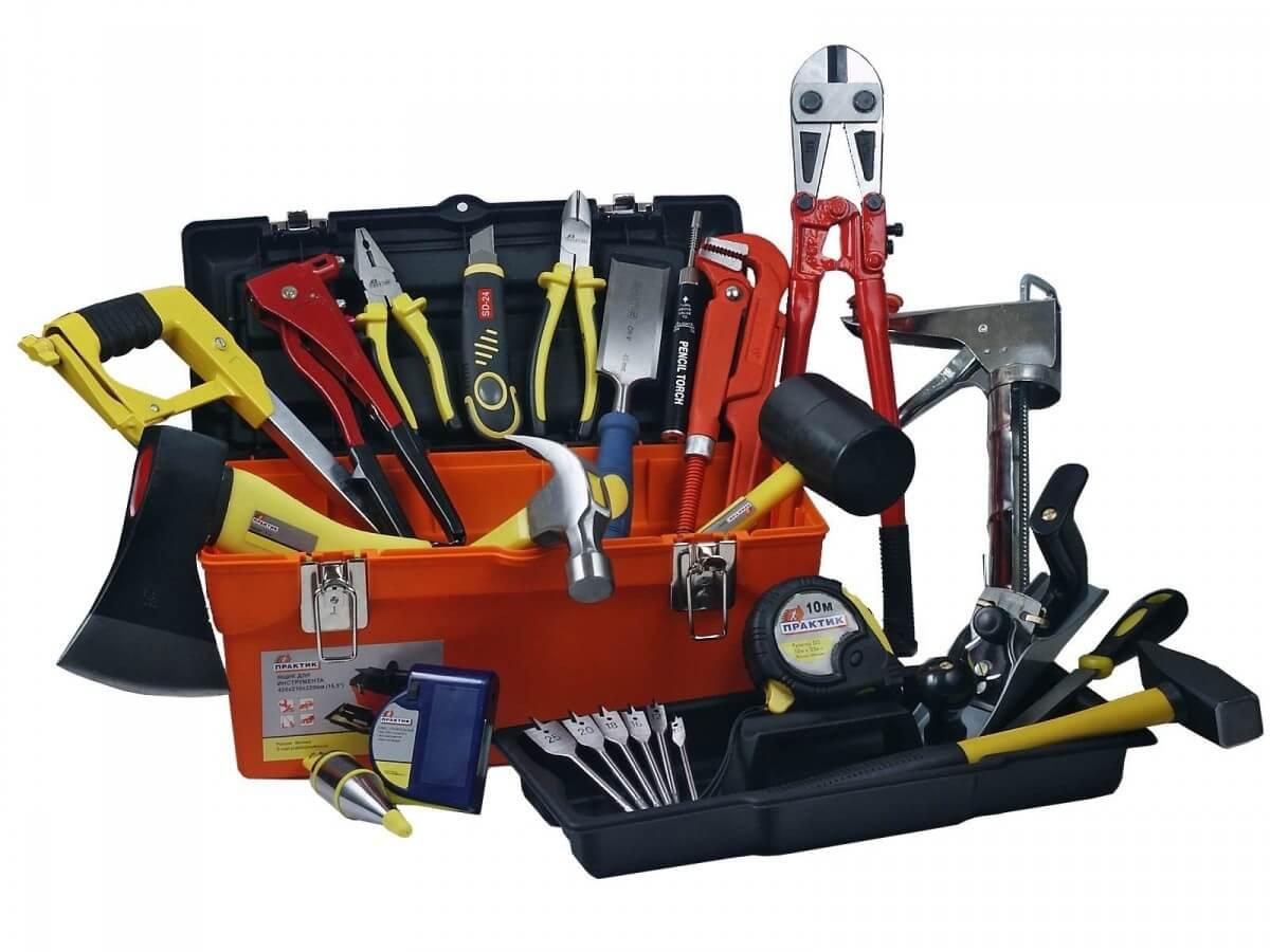 Ручные инструменты